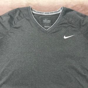 Nike combat Pro fitted Tee